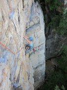 Rock Climbing Photo: Directissima, 2011