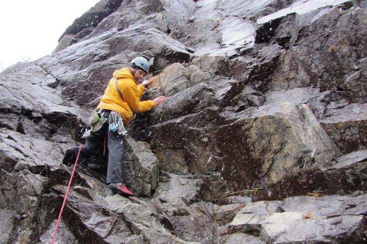 a perfect day to climb rocks :)