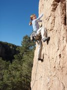 Rock Climbing Photo: Shelf Road