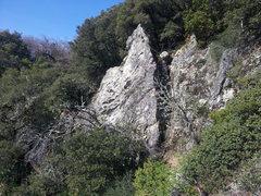 Rock Climbing Photo: The Hostess