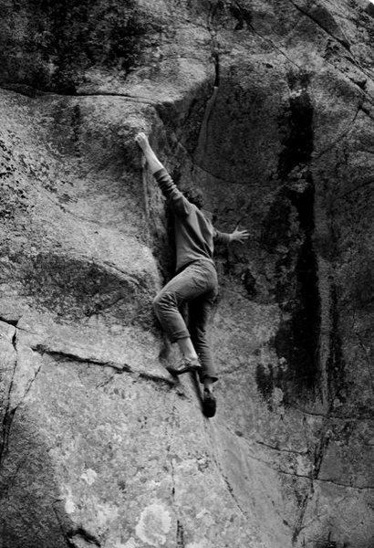 Rock Climbing Photo: Bouldering at Chong Kurchak, Kyrgyzstan