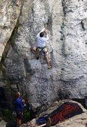 Rock Climbing Photo: Kamouraska, Qc, Canada