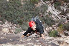 Rock Climbing Photo: Tristan Van Stirum