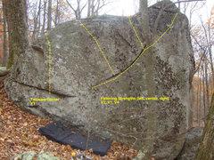 Rock Climbing Photo: Twosies
