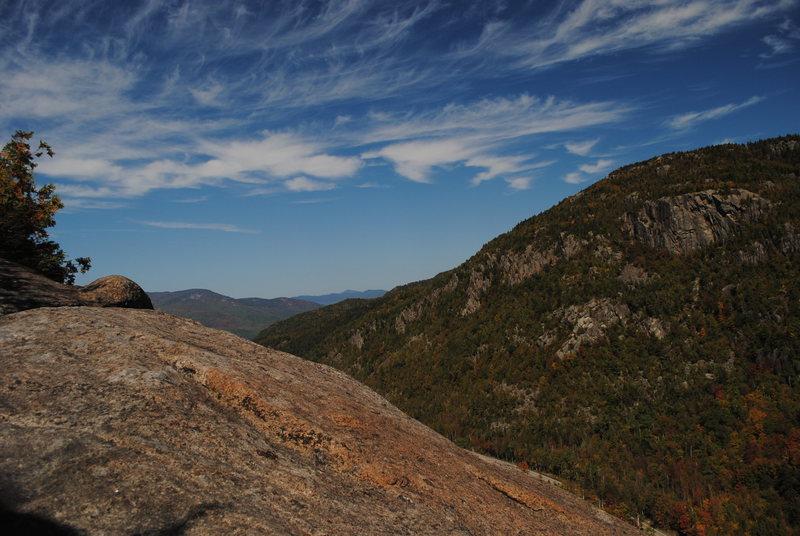 Rock Climbing Photo: Beautiful views.