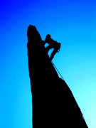 Rock Climbing Photo: Where? Wouldn't you like to know. You have to buy ...