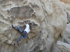 passing the crux on the shank