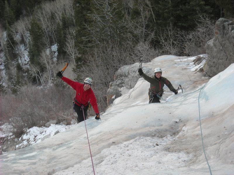 """Rock Climbing Photo: Flagstaff's """"A"""" team."""
