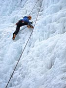 Rock Climbing Photo: Pumphouse Falls