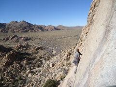 Rock Climbing Photo: To face more climbing on the morrow...