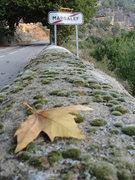 Rock Climbing Photo: Margalef.