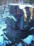 Rock Climbing Photo: Mystery rocks.... a mystery as to where they are. ...