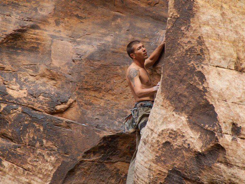 Mulva, Winslow Wall, AZ<br> <br> Dan Schwarz Photo
