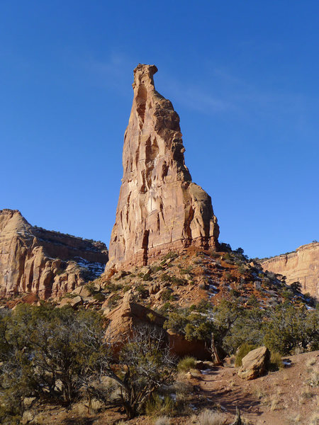 Rock Climbing Photo: the sunny side (unfortunately not where Otto's rou...