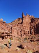 Rock Climbing Photo: approach