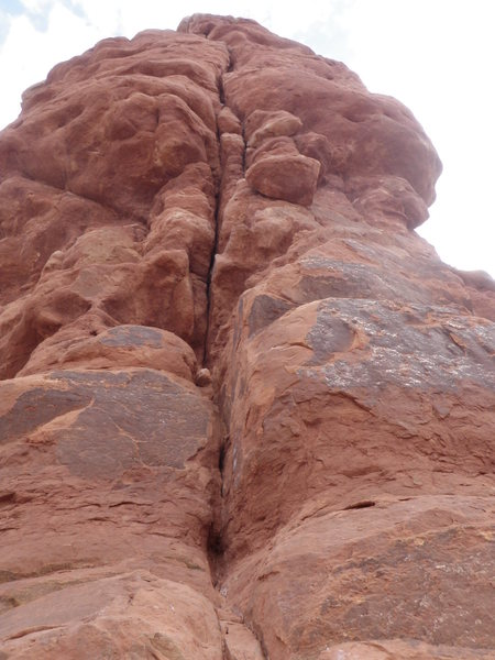 Arches National Park - Owl Rock<br>