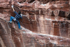 Rock Climbing Photo: Tony Brengosz on KGB. Jan 2012.  mattkuehlphoto.co...