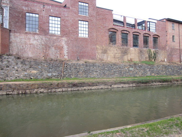 canal walls