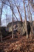 Rock Climbing Photo: The Dish, V1