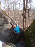 Rock Climbing Photo: Low Ride
