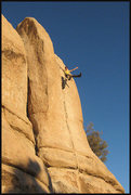 "Rock Climbing Photo: Aerili having fun on ""Pinched Rib"". Phot..."