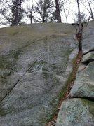 Rock Climbing Photo: Yellow Brick Road.