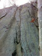 Rock Climbing Photo: Wish You Were Here.