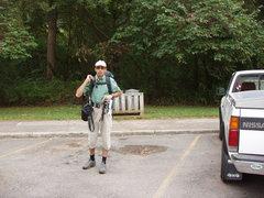 Rock Climbing Photo: Sept 2010 Seneca WV