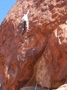 Rock Climbing Photo: Shawn on Pigs in Zen.
