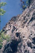 Rock Climbing Photo: Good Moanin'.