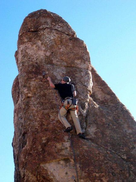 Rock Climbing Photo: Raging Inferno