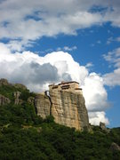 Rock Climbing Photo: Monastery