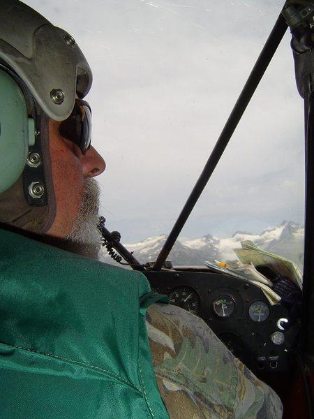 Rock Climbing Photo: Bob Ramponi PA 18 @ 3500ft