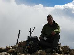Rock Climbing Photo: Mt Bethel