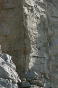 Rock Climbing Photo: Climbers at the Quarry 1-8-12