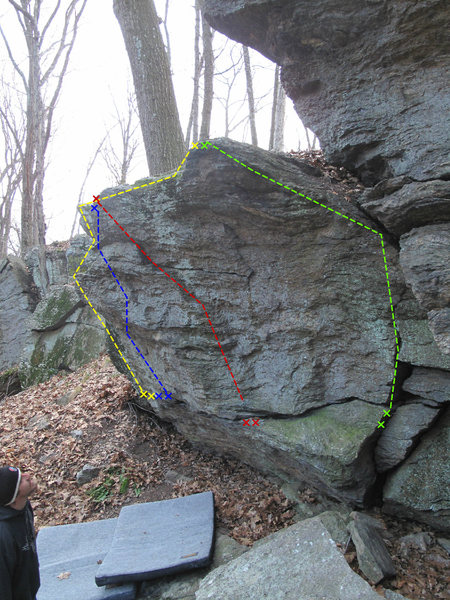 Rock Climbing Photo: Lowball Outcrop