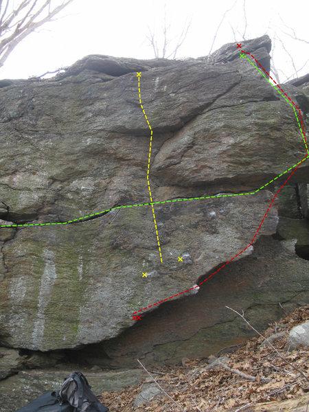 Rock Climbing Photo: Dash Blade