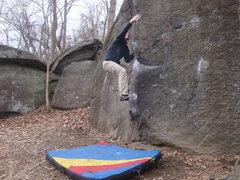 Rock Climbing Photo: Ballarete