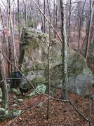 Rock Climbing Photo: Kong.