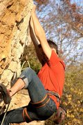 Rock Climbing Photo: HB