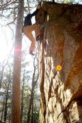 Rock Climbing Photo: hollowlander