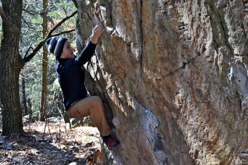 hittin the slot on cube traverse