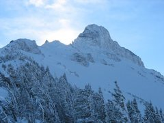 Rock Climbing Photo: Mt. Washington-Winter