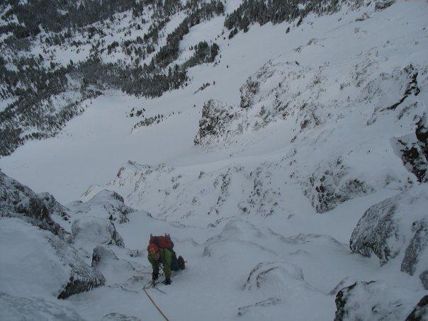 Rock Climbing Photo: Conditions