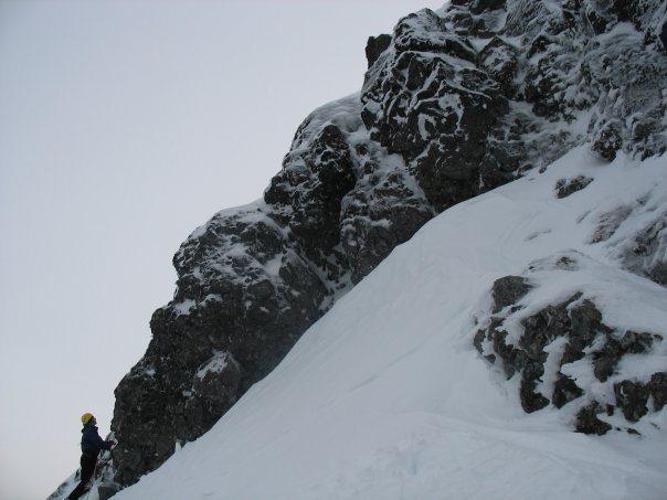 Rock Climbing Photo: More Mt. Washingon
