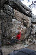 Rock Climbing Photo: Jared LaVacque on Thievery.
