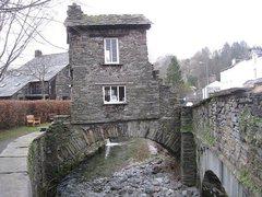 Rock Climbing Photo: Bridge House in the town of Ambleside. Photo Bowke...