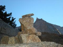 Rock Climbing Photo: Spearhead.