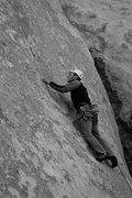 Rock Climbing Photo: Run For Your Life 5.10b R