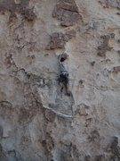 Rock Climbing Photo: Tech-9